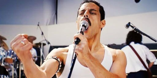 Neighbourhood Cinema - Bohemian Rhapsody (12A)