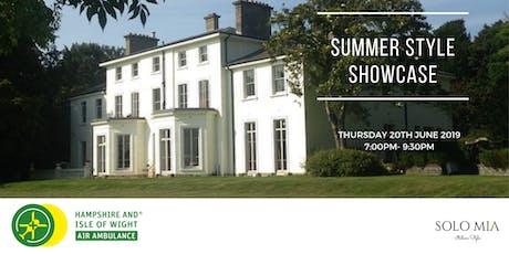 Summer Style Showcase tickets