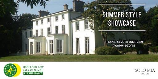 Summer Style Showcase