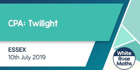 CPA Twilight (Essex)  KS1/KS2 tickets