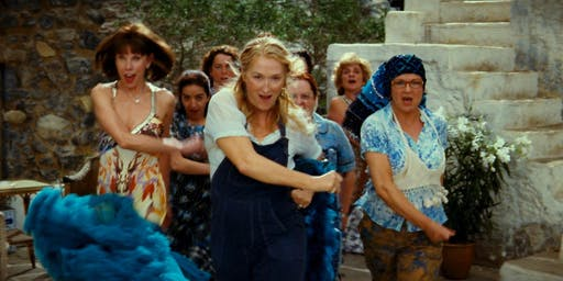 Neighbourhood Cinema - Mamma Mia (PG 13)