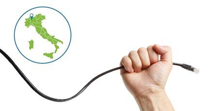 Solution Day (IT): HDBaseT Installer Expert course  biglietti