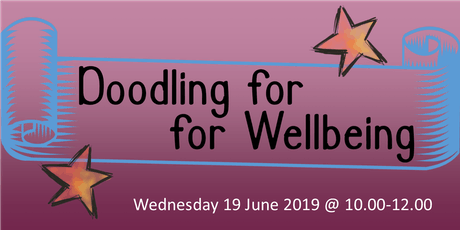 Doodling for Wellbeing tickets