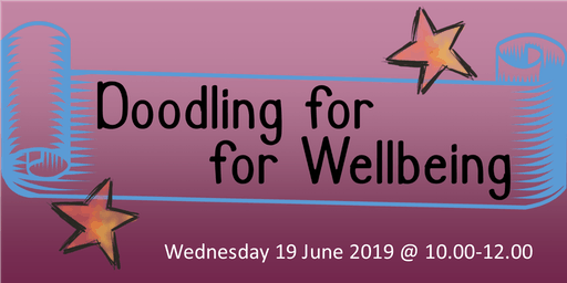 Doodling for Wellbeing