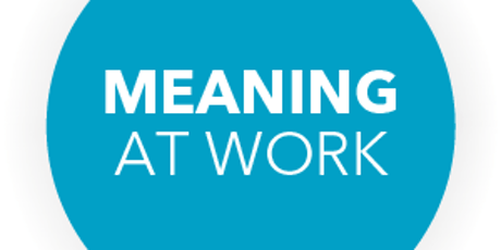 EfS Meaning@Work - 8th Meeting @ CIPD Offices tickets