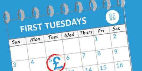 GCVS First Tuesday  tickets