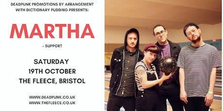 Martha  tickets