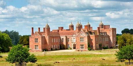 Lost interiors of Melford Hall - a Friday afternoon talk -  tickets