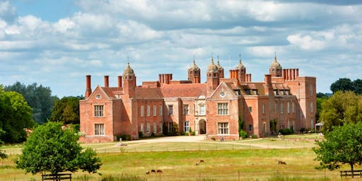 Lost interiors of Melford Hall - a Friday afternoon talk -
