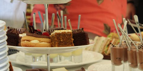 OCA Afternoon Tea tickets