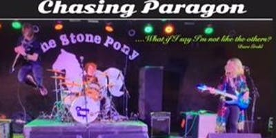 Chasing Paragon @ The Stone Pony Memorial Day Weekend Sun 5/26 6pm