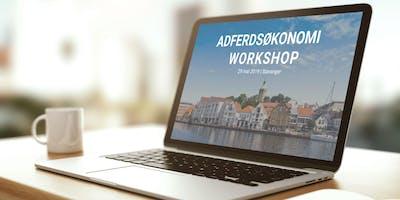 Adferdsøkonomi workshop