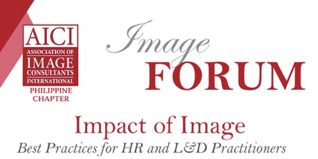 Impact of Image Best Practices for HR and L&D Practitioners tickets