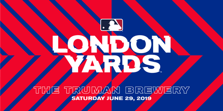 MLB London Yards - Saturday June 29 tickets