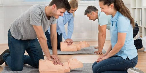 17th June 2019 - Basic Life Support Awareness Course