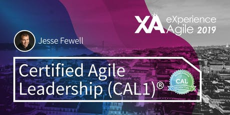 Certified Agile Leadership (CAL1)® tickets