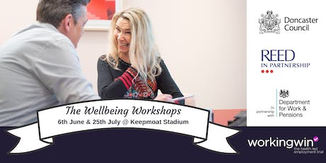 The Wellbeing Workshops tickets