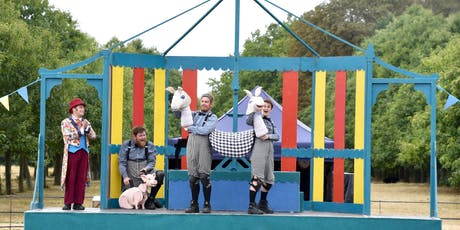 Open Air Theatre: Ali Baba and the Forty Thieves tickets