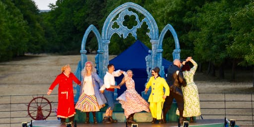 Open Air Theatre: The Tempest