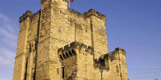 Newcastle Castle Tour and Afternoon Tea at Vermont Hotel