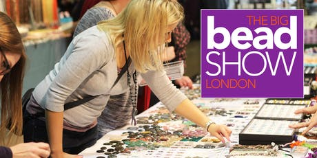 The Big Bead Show October 2019, Entry Tickets tickets