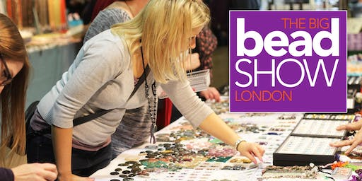The Big Bead Show October 2019, Entry Tickets