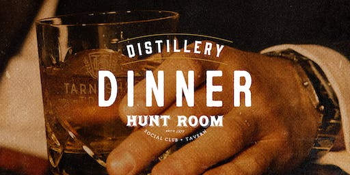 Distillery Dinner Featuring Tarnished Truth