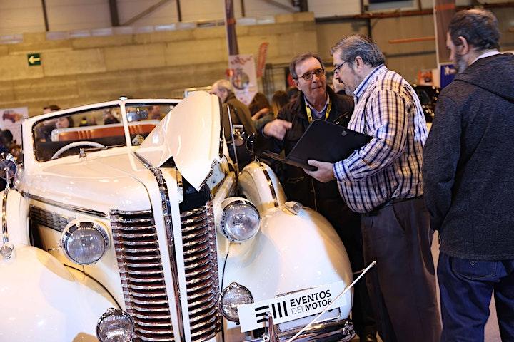 Imagen de Retromóvil Madrid, XVII Salón Internacional del Vehículo de Época