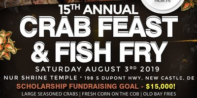 Union Square Foundation 15th Annual Crab Feast & Fish Fry