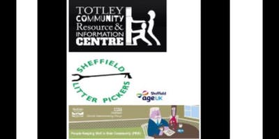 Dore and Totley Outdoor Taskforce- Litter Picking (Totley)