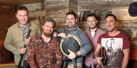All Folk'd Up - The Terrace Hotel, Magherafelt  tickets
