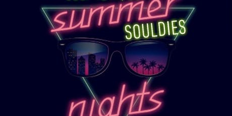 Summer Souldies Night With The Temprees tickets