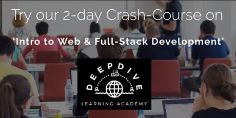 Intro to Web & Full-Stack Development tickets