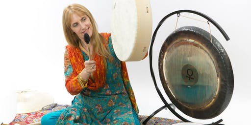 SOUND BATH MEDITATION - BULLEEN with Sally Hutchison
