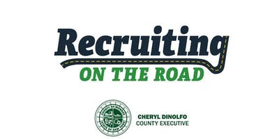 Recruiting on the Road Hiring Event for Service Providers