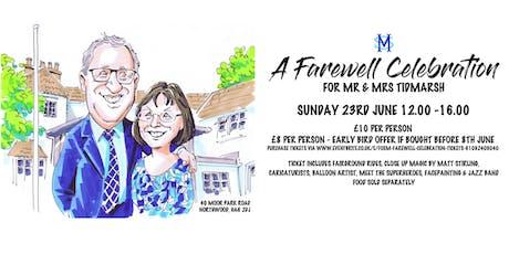 FOSM Farewell Celebration tickets