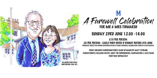 FOSM Farewell Celebration