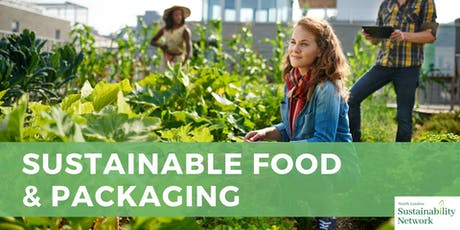 Sustainable Food & Packaging  tickets