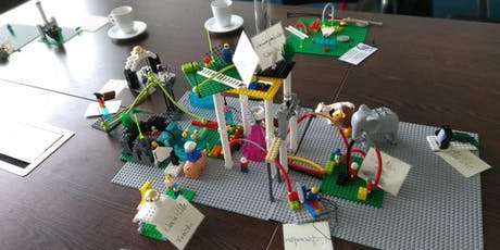 Interaktiver Workshop mit LEGO® SERIOUS PLAY® Tickets
