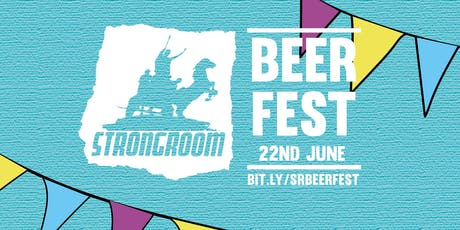 Strongroom Beer Fest 2019 tickets