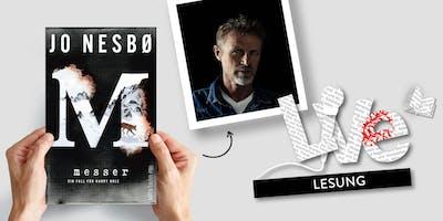 Jo Nesbø: MESSER – Ein Fall für Harry Hole