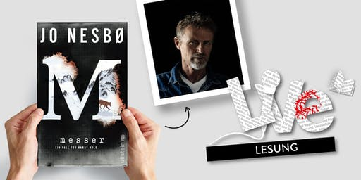 Jo Nesbø: MESSER – Ein Fall für Harry Hole
