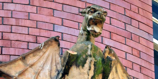 Digbeth, Gargoyles, Brylcreem, and riots.
