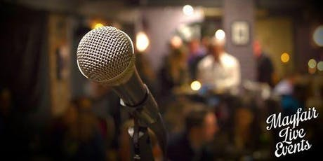 Stand-Up Comedy at The Shoreditch Town Hall tickets