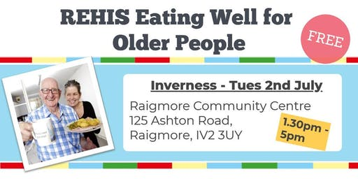 REHIS Eating Well for Older People