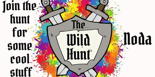 The Wild Hunt - Noda Makers Market 6/1