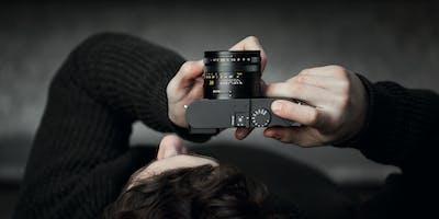 60 Minuti con Leica Q al Leica Store Roma