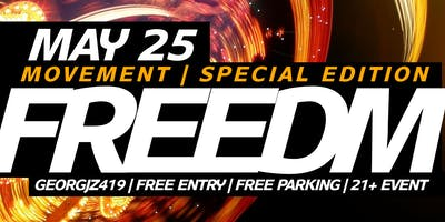 FREEDM - MOVEMENT SPECIAL EDITION