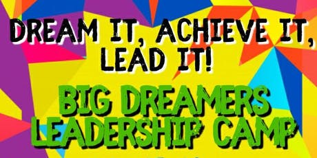 Leadership Camp tickets