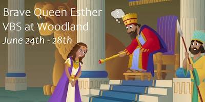 VBS @ Woodland Baptist Church - Middletown, KY